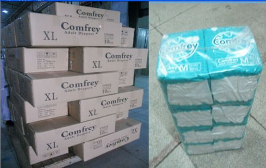 Comfrey Brand Disposable Adult Diapers pictures & photos