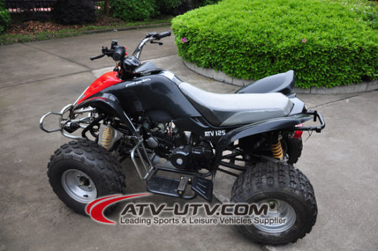 125cc ATV with Electric Start (AT1101-B)