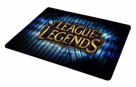 New Hot League of Legends Computer Rubber Gaming Mouse Pad pictures & photos
