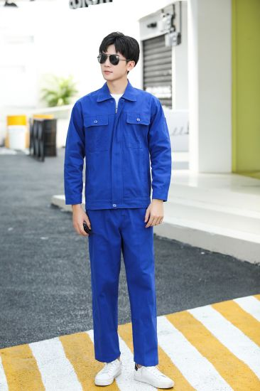 Garage Factory Worker Labor Protective Working Uniform