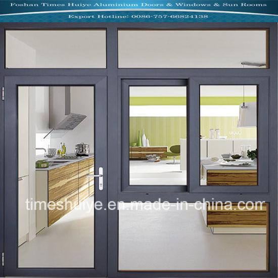 Modern Design Aluminium Doors Windows With Thermal Break Pictures Photos