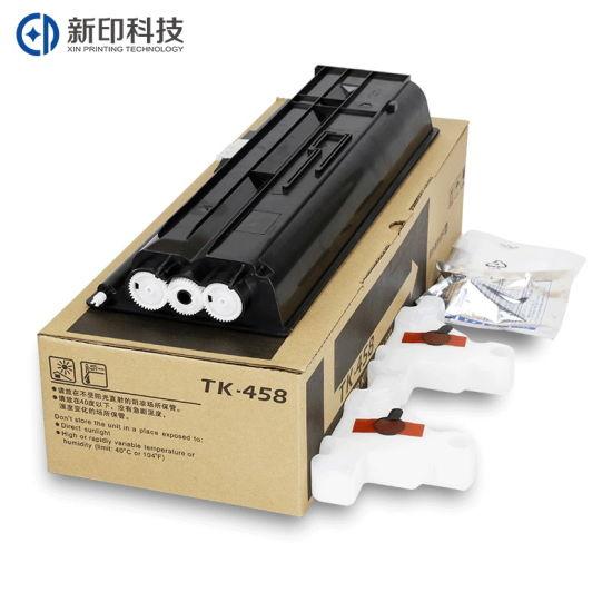 Tk-458 Compatible Copier Black Toner Cartridge for Kyocera Taskalfa 180/181/220/221