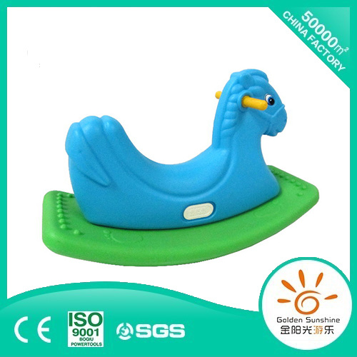 Children′s Plastic Rocking Toy Rocking Horse with CE/ISO Certificate pictures & photos