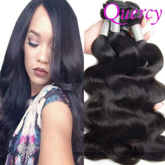Factory Whole Fashion Remy Hair Body Wave No Tangle Shedding Real 100 Brazilian