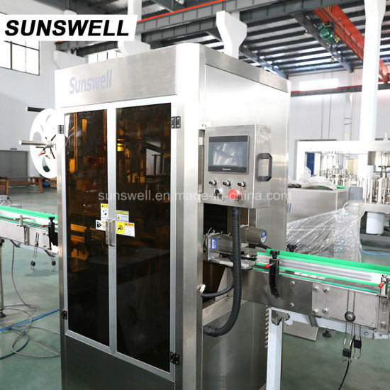 Sunswell Automatic Label Applicator Machine pictures & photos