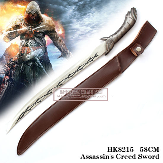 China Assassin S Creed Connor Special Weapons China Sword And