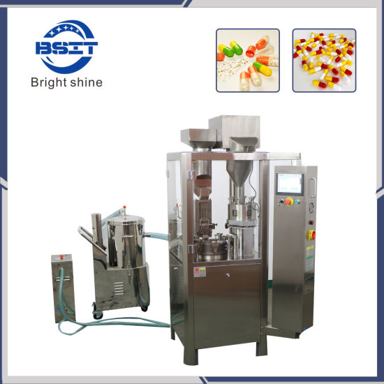 China Njp Capsule Filling Machine Supplier/Hard Capsule Filling Machine/Automatic Capsule Filling