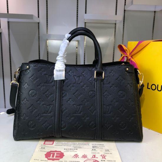 High-Grade Women Simple Bucket Handbag