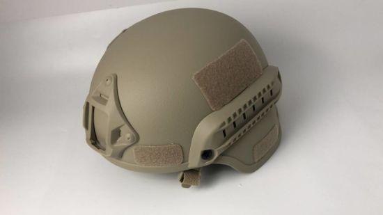 ABS Non Bullet-Resistant Mich Tactical Helmet