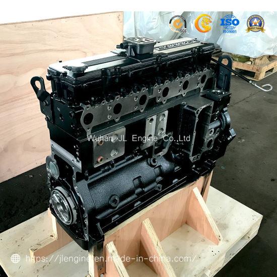 Cummins Qsl9 Qsl8 9 Cylinder Long Block Diesel Engine Project Engineering