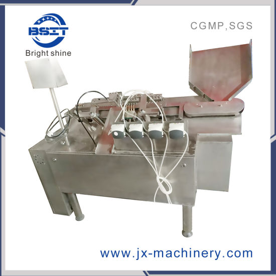 1-10ml Pharmaceutical Small Injection Liquid Ampoule Filling Sealing Closing Machine