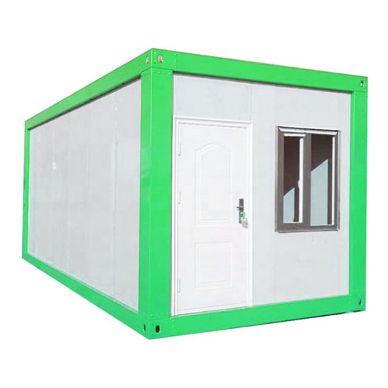 20FT 40FT Prefab Prefabricated Modular Mobile Portable Ethiopia Garden Shipping Container House/Home/Pod/Office Price