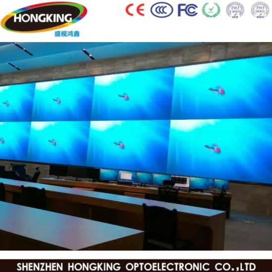 High Definition P2 Full Color Indoor LED Screen pictures & photos