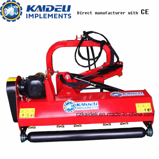 60 Angle Ditch Mower Hydraulic Offset Side Flail Mower (AGL125)