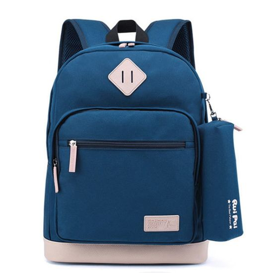 Polyester Kids Fashion School Bag Backpack Cartoon School Backpack Bag  pictures   photos d4b55b22ac571