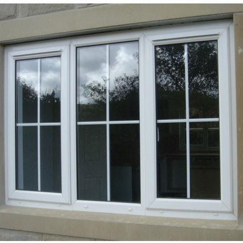 Vinyl UPVC Patio Doors Top Hung Window Casement Windows