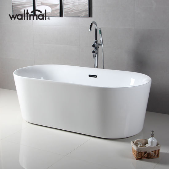 china quality cheap oval freestanding bath tub - china freestanding