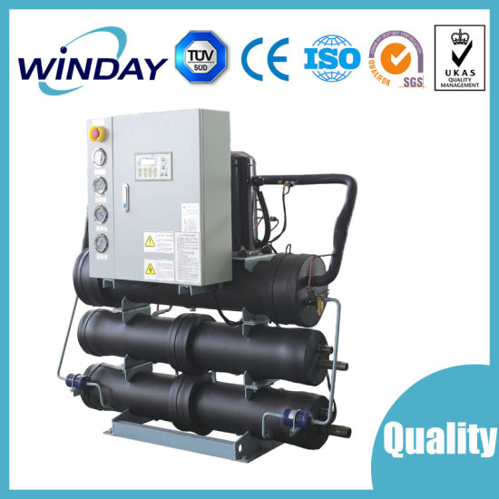 Screw Style 150 Ton Industrial Chiller