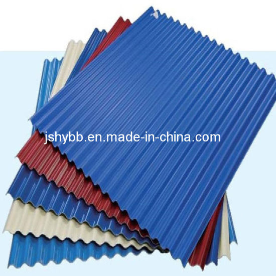 Colorful Roofing Sheet for Greenhouse pictures & photos