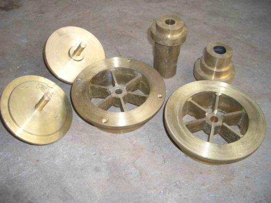 Aluminum Gravity Casting Copper Foundry Aluminum Casting