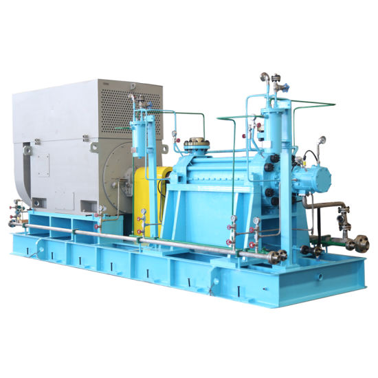 API 610 Bb4 Horizontal Multistage Centrifugal Pump, Bolier Water Feed Pump for Power Plants