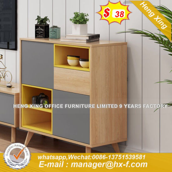 Modern Custom Solid Wood Bathroom Vanity Storage Cabinet (HX-8NR0643) pictures & photos