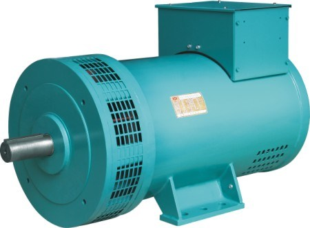 3kw~50kw Stc Brush Synchronous Alternator with CE/CIQ pictures & photos