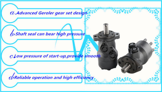 BMP Hydraulic Motor (OMP) pictures & photos