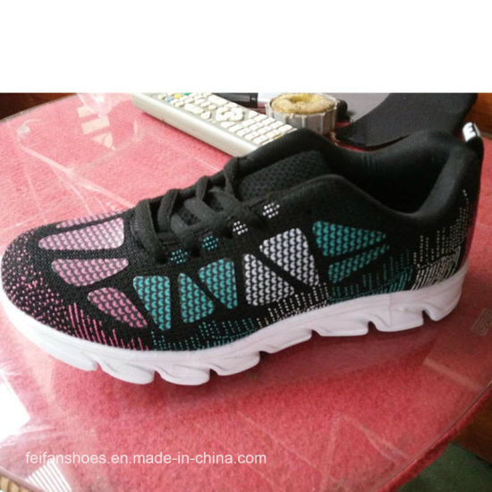 Good Price Women Sports Shoes Athletic Shoes Casual Shoes Sneakers Shoes (ZJXD-5)