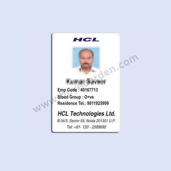 C 04 White CERT Team Member PVC ID Tag Plastic Identification Badge