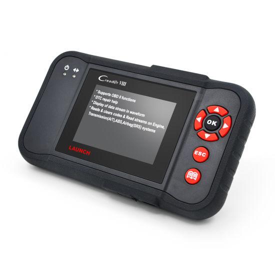LAUNCH X431 V Creader VIII OBD2 Car Code Reader Scanner Car Diagnostic Tool