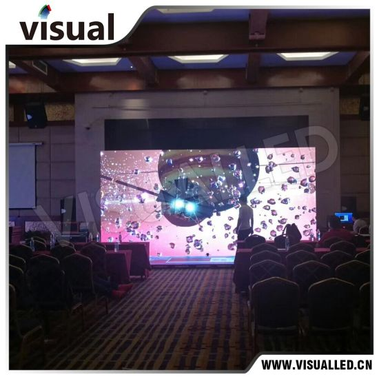 P2 97/3 91/4 81 Stage Background Rental LED Display Screen