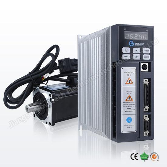 [Hot Item] China Cheap AC Servo Motor200W 400W 600W /Servo  Motors/Servomotor/Servo Arduino/ and Servo Driver/Drive/Servo  Control/Controller/Servo