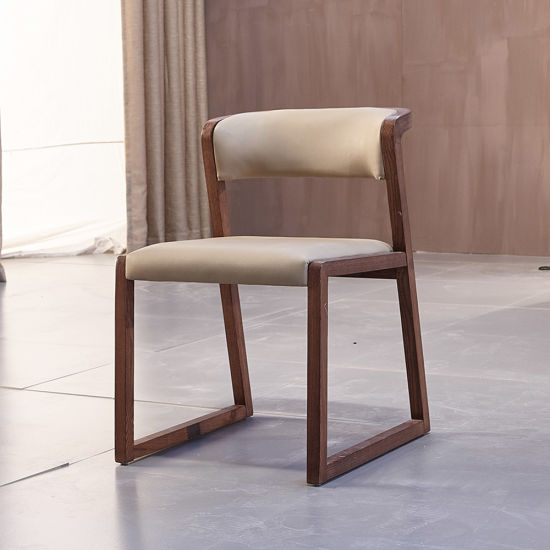 Modern Solid Wood Dining Chair Office Chair In Nordic Style China Solid Wood Dining Chair Solid Wood Chair Made In China Com