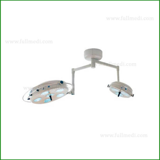 Medical Ceiling Cold Light Shadowless Operating Lamp for Surgery Room L2000-6+3-II