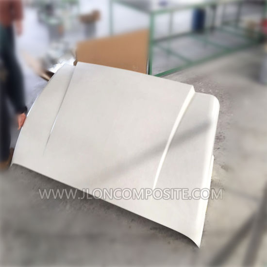 Low Density SMC Sheet Molding Compound for Electric Vehicle Hood