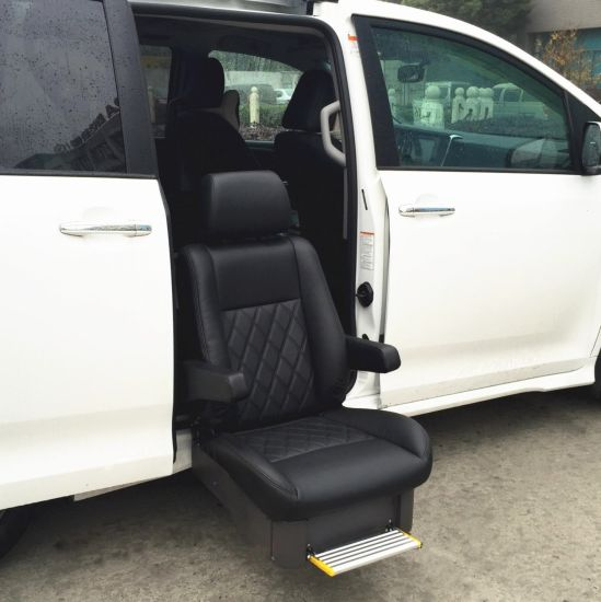 Xinder Swivel And Lifting Car Seat For Disabled Old