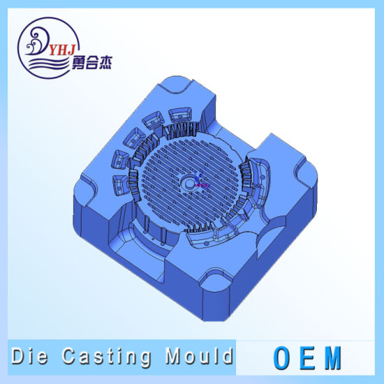 Professional OEM Aluminum Alloy and Zinc-Alloy Die Casting Moulds for Many Kinds of Industrial Hardware in China