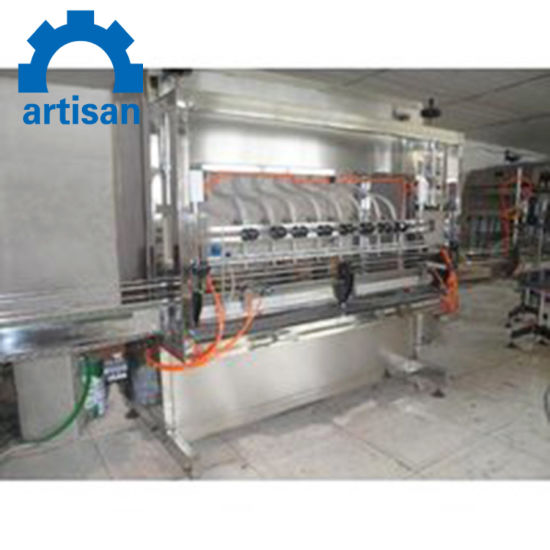 Pollution-Free Olive Oil Filling and Capping Machine Oil Filling Machinery pictures & photos