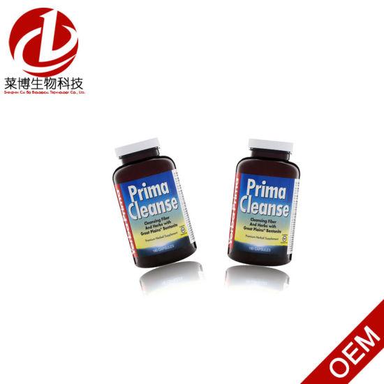 China Yerba Prima, Odor Cleanse Breath & Body Caps, 50