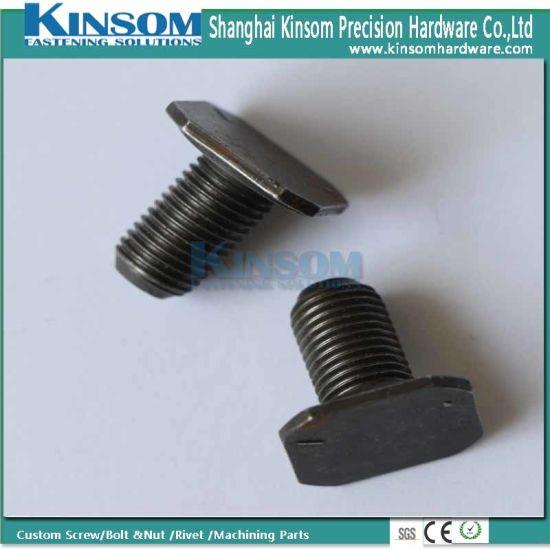 Special Square Head Machine Screws in Automotive Accossories