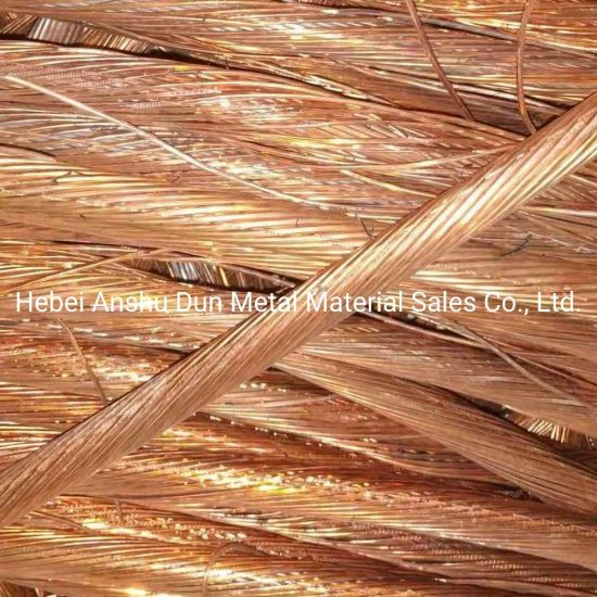 Premium Copper Wire Scrap /Mill-Berry with a Purity of 99.9% Min, Cheap Price Copper Wire Scrap 99.99% with Hot Selling