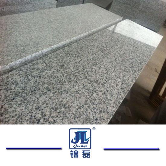 Natural Cheap Flamed/Polished/Bushhammered G602/G603/G682/G383/G654/G736 Granite Half Slab for Floor Tiles/Wall/Flooring Paver/Wall Cladiing Tile/Countertop