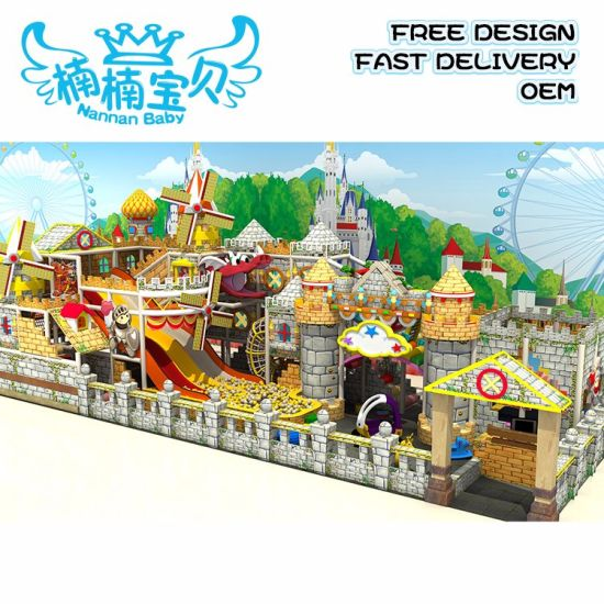 Indoor Playground Amusement Park for Kids pictures & photos