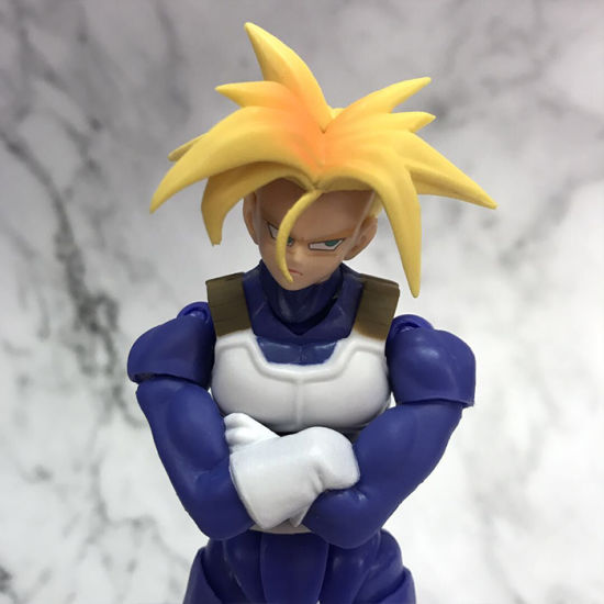 2018 Hot Sale From Factory Figure Dragon Ball Torankusu Trunks 15.5cm pictures & photos