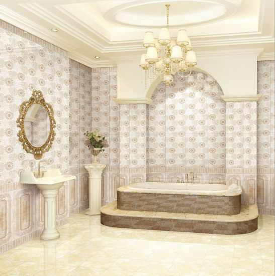 300X600 Glazed Ceramic Wall Tile for Kitchen and Bathroom