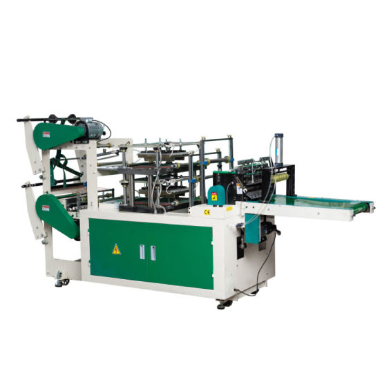 Automatic PE Plastic Hand Gloves Making Machine