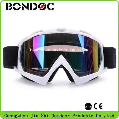 Motocross Goggles with Tear off System (JS-6013A)