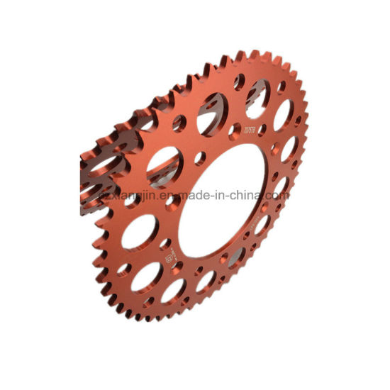 Hot Sale CNC Aluminum Alloy Motorcycle Small Sprockets