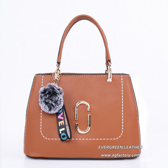 Wholesale Lady Deign Handbags Ladies Tote PU Bag Sh561